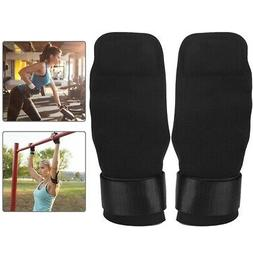 1 Fitness Gloves Weight Lifting Grip Gym Workout Power Train