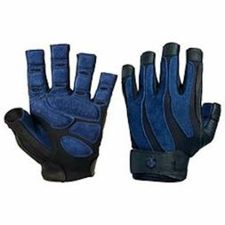 Harbinger 1315 Bioform Lifting Gloves in Black/Blue - size X