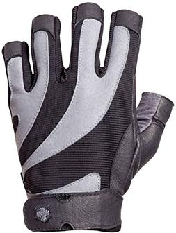 Harbinger 1345 BioFlex Weight Lifting Gloves - Large - Gray