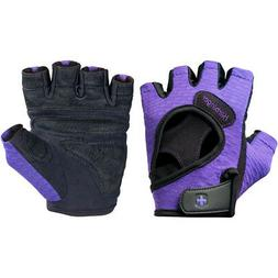 Harbinger 139 Women's FlexFit Weight Lifting Gloves - Black/