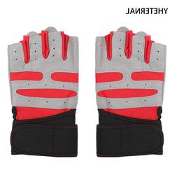 2018 Women Half Finger Fitness <font><b>Gloves</b></font> We