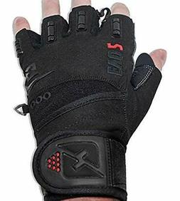 skott 2019 Evo 2 Weightlifting Gloves with Integrated