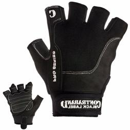Contraband Black Label 5120 Pro Series Lifting Gloves