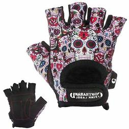 Contraband Pink Label 5237 Womens Design Series Sugar Skull
