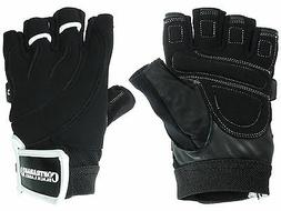 Contraband Black Label 5610 Classic Lifting Gloves w/ Quick