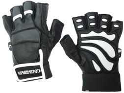 5890 premium leather gloves w rubber xtreme