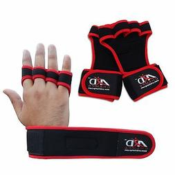 ARD CHAMPS™ Health Gloves Wrist Wrap Workout Fitness Weigh