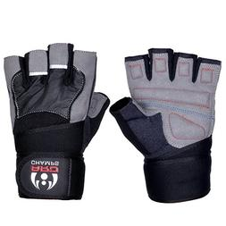 ARD Weight Lifting Gloves Strengthen Training Fitness Gym Ex