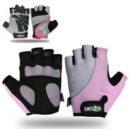 BeSmart WOMEN'S  WEIGHT LIFTING GLOVES - Ladies Gym Workout