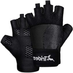 Trideer Breathable Workout Gloves Women, Weight Lifting Glov