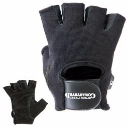 Contraband Black Label 5050 Basic Weight Lifting Gloves