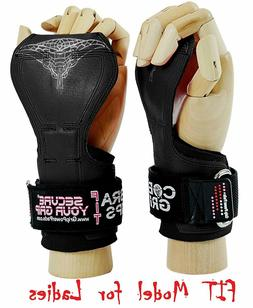 Cobra Grips FIT FOR LADIES! Weight Lifting Gloves Heavy Duty