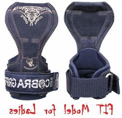 COBRA Grips Weight Lifting Gloves Adjustable Padded comforta