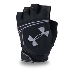 Under Armour Men's CoolSwitch Flux Training Gloves,Black /St