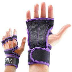 Cross Training Gloves with Wrist Support for Fitness, WOD, W
