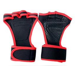 CHASIROMA Cross Training Gloves with Wrist Support for Gym W