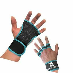 cross training gloves non slip palm silicone