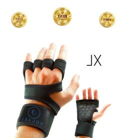 Cross Training Gloves with Wrist Support for Gym Workouts, W