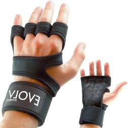 CrossFit Gloves for Lifting w/ Wrist Support, WOD Best Weigh