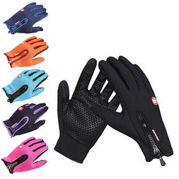 Cycling Gloves Outdoor Sports Gloves Wrist Wrap Workout Fitn