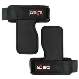 DEFY Gym Weight Lifting Straps Power Training Grip Workout W
