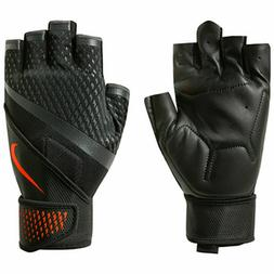 Nike Destroyer Weight Training Lifting Gloves Fitness Gym Wo