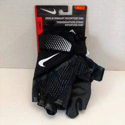 destroyer weight training lifting gloves uk medium