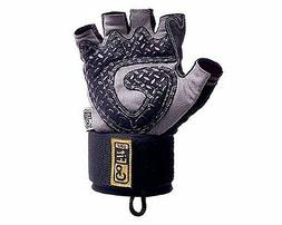 Diamond-Tac Wrist Wrap Gloves