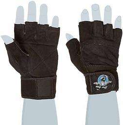 Progryp Eliminators Gloves, Black, Medium