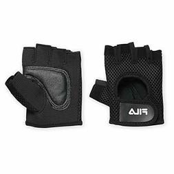 FILA Accessories Exercise Gloves, Classic Fitness Workout Gl