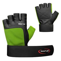 Rip Toned Fitness - Weightlifting Gloves - Maximize Your Gai