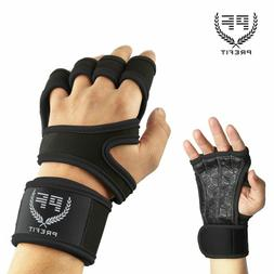 PREFIT Fitness Gloves Weight Lifting Gym Workout Training Wr