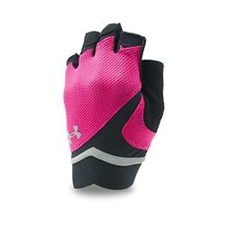 Under Armour Women's Flux, Tropic Pink /Silver, Medium