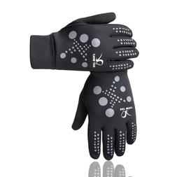 Full Finger Running Gloves Long Exercise Touch Screen Sport