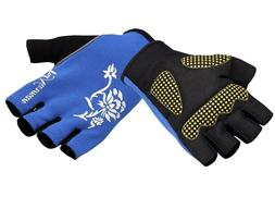 Gel Gloves Fitness Gym Wear Weight Lifting Workout Training
