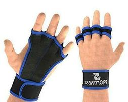 ProFitness Gloves Weight Lifting Gloves for Women Wrist Supp