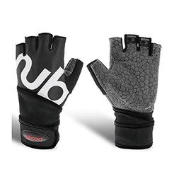 AMDXD Men Sports Gloves Weightlifting Fitness Gloves Wristba