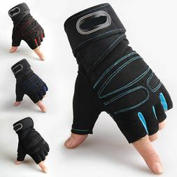 gym fitness gloves sports weight lifting cross