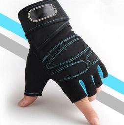 Gym Gloves Fitness Weight Lifting Training Sports Exercise f