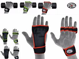 GYM GLOVES WEIGHT LIFTING FITNESS BODYBUILDING TRAINING CROS