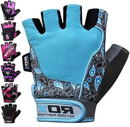 RDX Gym Weight Lifting Gloves Women Workout Fitness Ladies B