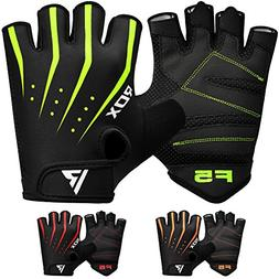 RDX Gym Weight Lifting Gloves Workout Fitness Bodybuilding B