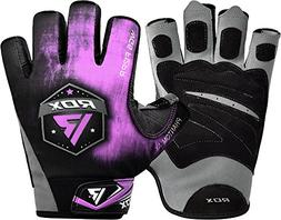 RDX Gym Weight Lifting Gloves Workout Fitness Bodybuilding C