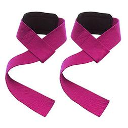 EraseSIZE 1 Pair Gym Weight Lifting Straps Power Training Gr