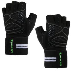 Weight Lifting Sports Gloves For Workout Gym Cross Training
