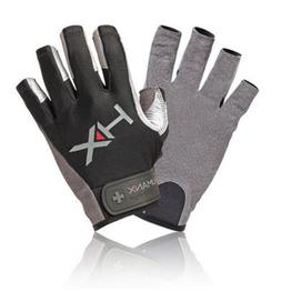 Harbinger HumanX X3 ¾ Competition Weightlifting Gloves WOD