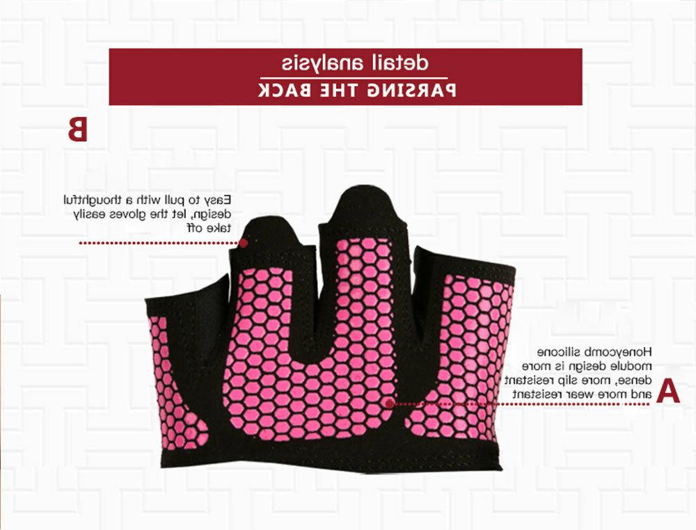 Weight Gloves Fitness Exercise Half