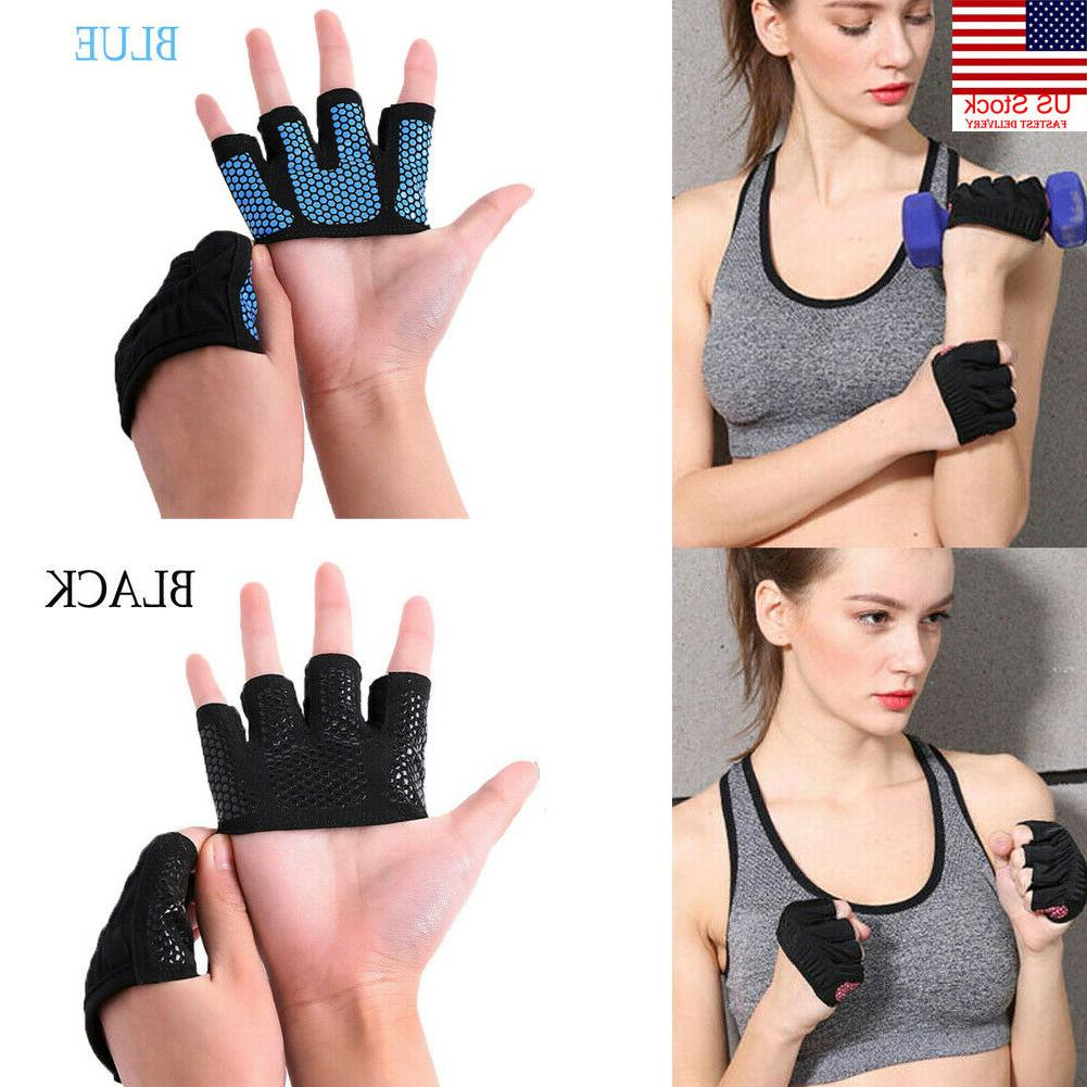 weight lifting gloves sport fitness gym exercise