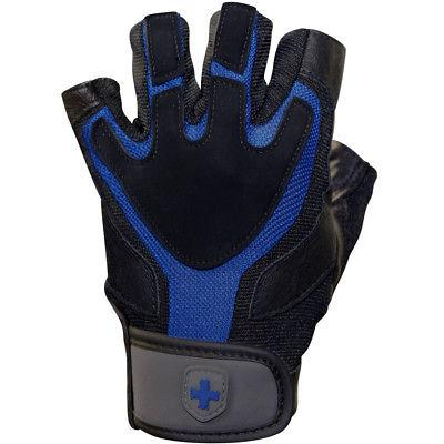 Harbinger Ventilated Training Grip Weight Lifting -