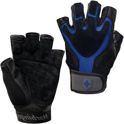 1260 ventilated training grip weight lifting gloves